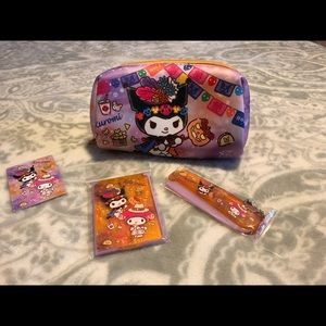 My Melody & Kuromi Day of the Dead Cosmetic Set